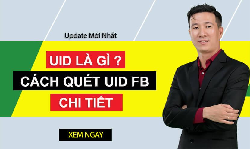 Uid Facebook là gì ? Phần mềm quét Uid Facebook miễn phí