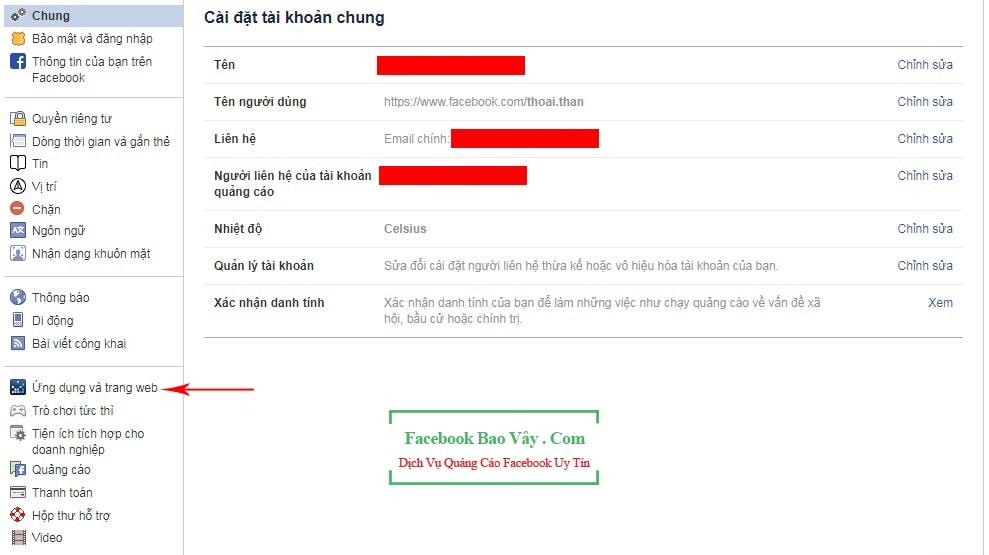 cách chặn các trang quảng cáo trên facebook