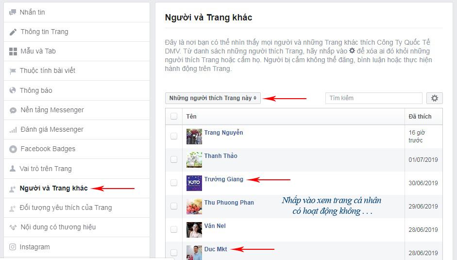 cách kiểm tra like ảo trên facebook