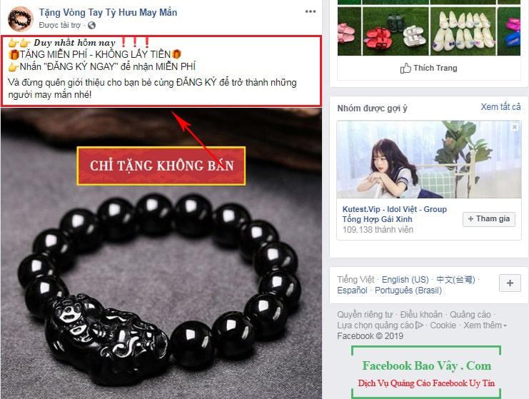 Cách viết bài Facebook