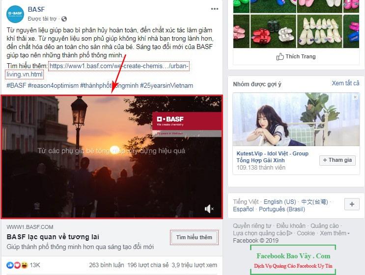 Cách viết bài quảng cáo Facebook hay