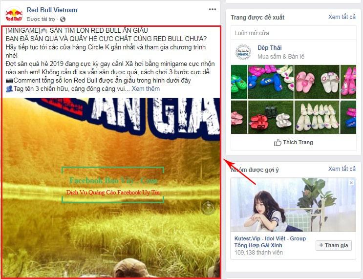Cách viết nội dung quảng cáo Facebook