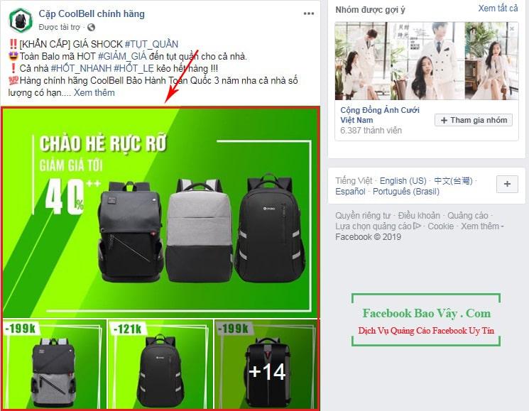 chạy ads facebook là gì
