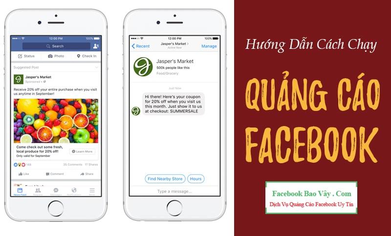 Hướng dẫn cách tạo quảng cáo trên Facebook