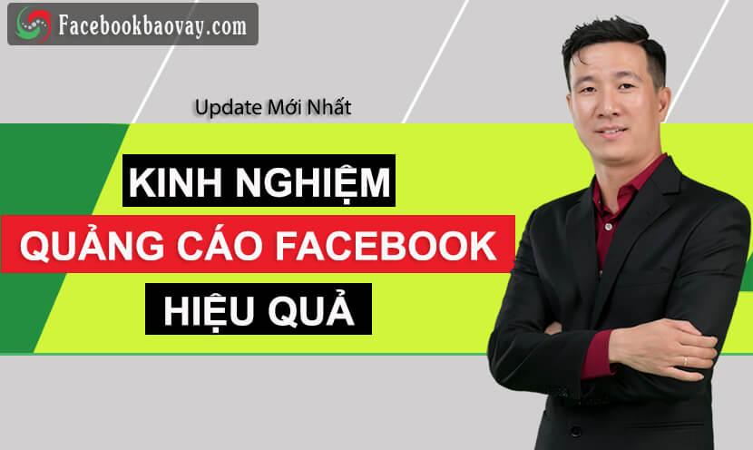Kinh nghiệm chạy quảng cáo Facebook giá rẻ