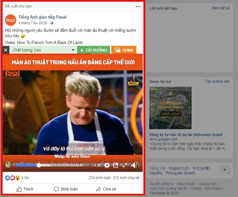 Like là yếu tố quyết định những gì bạn sẽ thấy trên Facebook