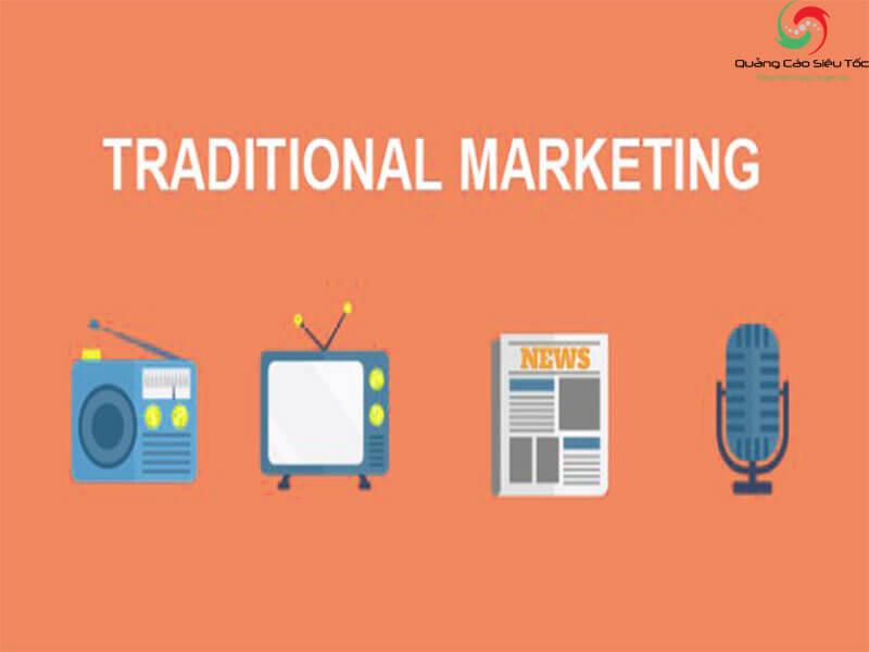 marketing truyền thống là gì