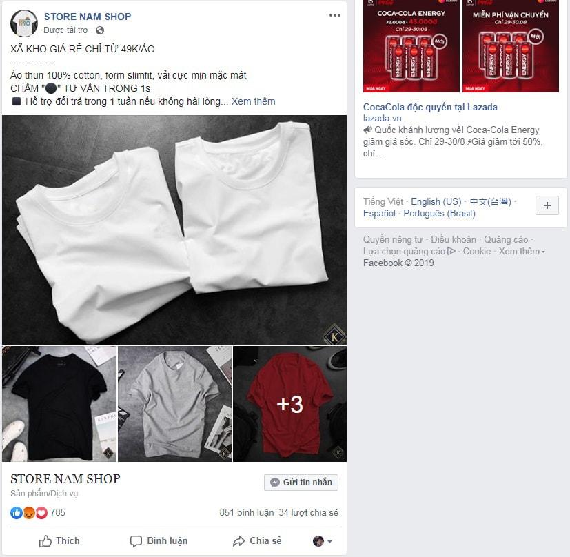 nhắm mục tiêu quảng cáo chi tiết facebook